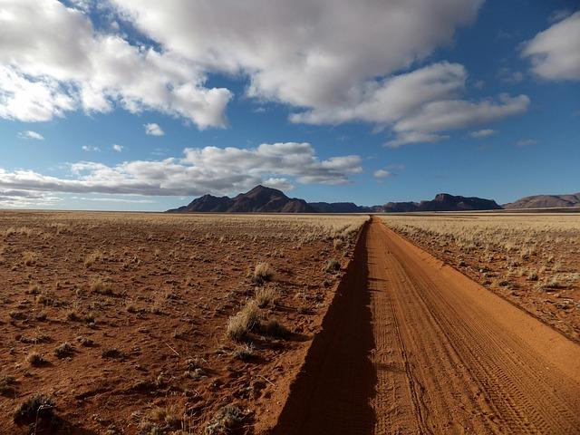 krajina Namibie