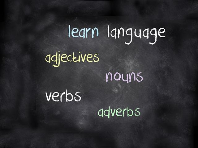 výuka jazyka