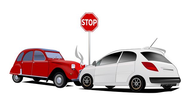 autonehoda (obrázek)