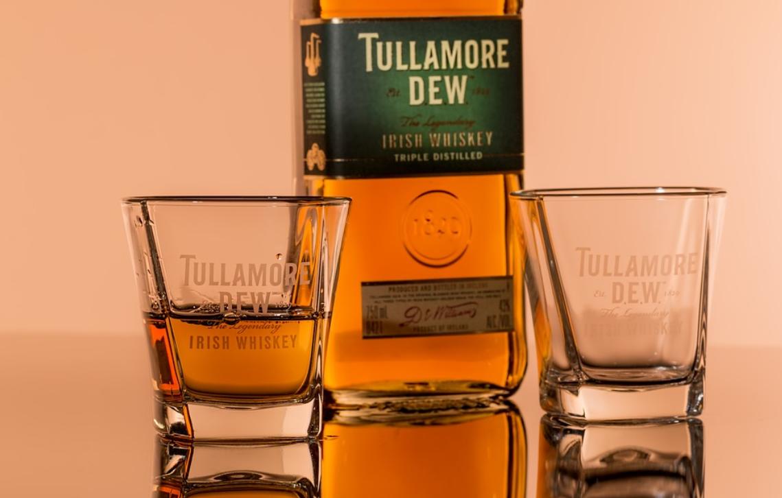 irská whisky